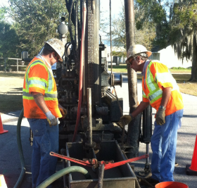 Drilling Services Page